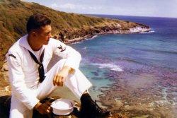Hanauma Bay, Hawaii: 1958