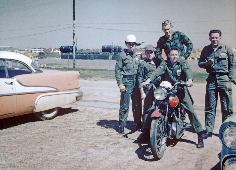 Biker Flyboys: 1960