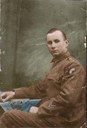Corporal Albert W. May: 1918