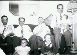 Men and Babe's: 1947