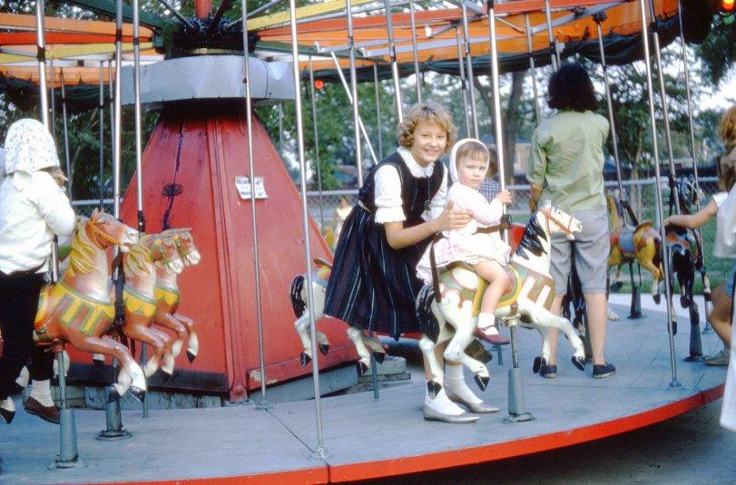 On a Carousel: 1964