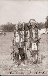 Meskwaki Indians