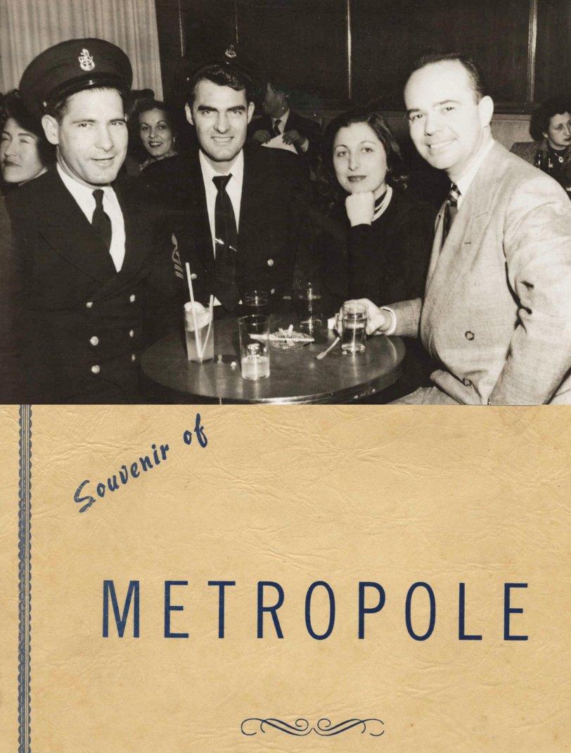 Metropole: 1949