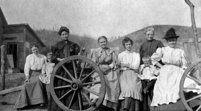 The Reinfleisch Women