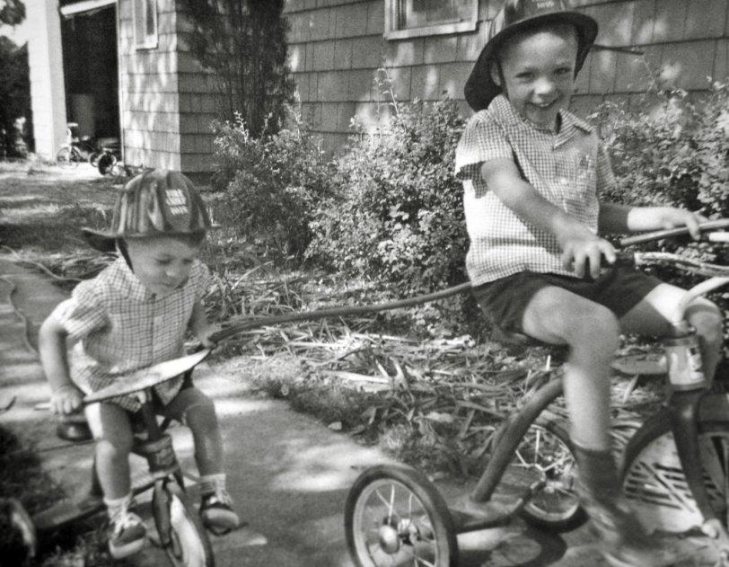 Fire Boys: 1962