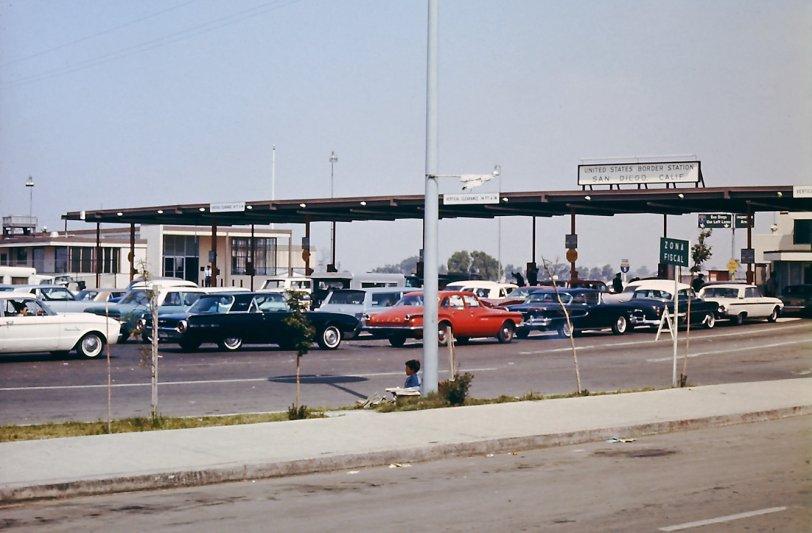 San Diego Border 1967
