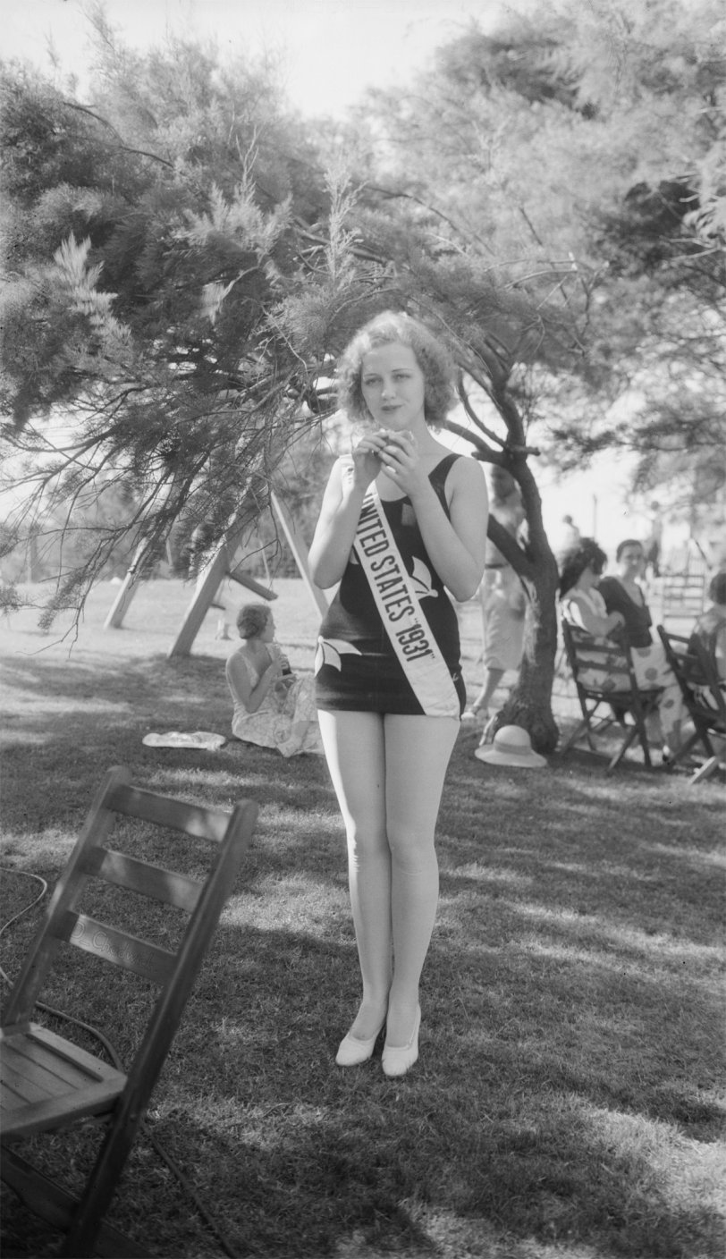 Miss United States, 1931