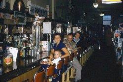Dime Store Interior: 1956