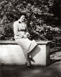 Mom in 1959