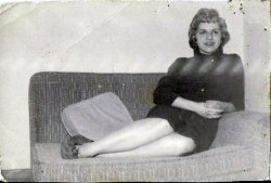 Mother in High School, c. 1956