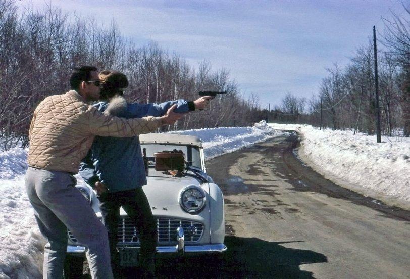 Taking Aim: 1961
