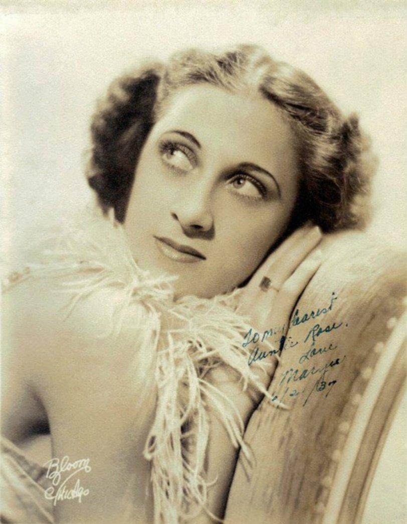 Margie Marlowe: 1937