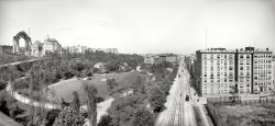 Morningside Park: 1904