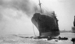 Wreck of the Morro Castle: 1934