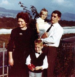 My family 1963