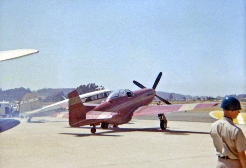 Mustang Again: 1970