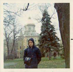 Notre Dame: Fall 1970