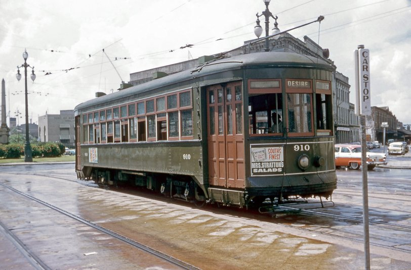 The Streetcar I Desired: 1957