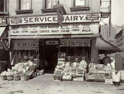 Corner Store: 1937