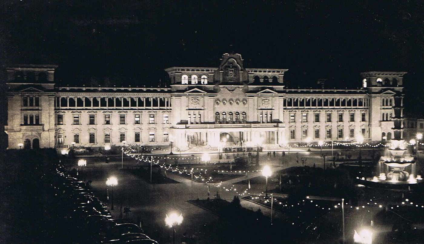 Shorpy Historic Picture Archive :: Guatemala City: 1958 ...