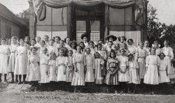 Garden Club: 1930s