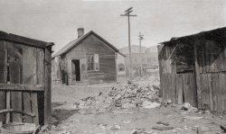 Cinder Point: 1930s