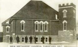 New Thedford Methodist Church