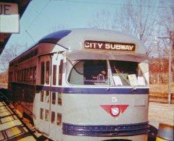 Newark City Subway: 1974