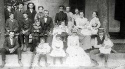 Family Photo, circa 1900