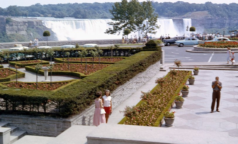 Niagara Falls: 1958