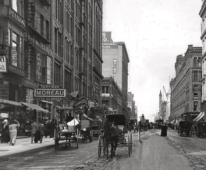 Minneapolis 1908