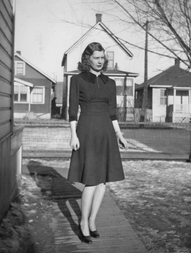 Mother Noreen in 1940