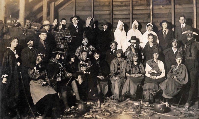 Halloween: 1917