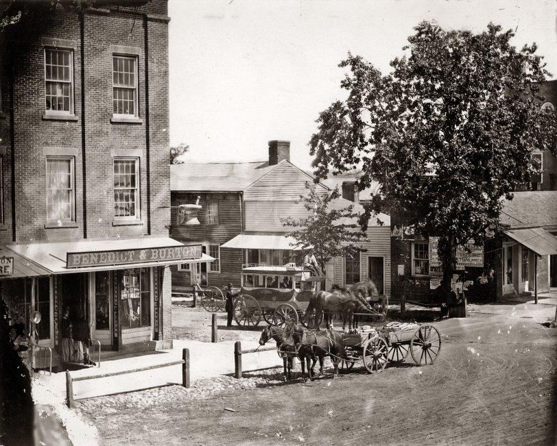 Norwalk Ohio: 1876