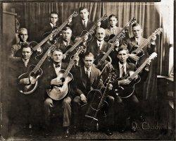 Gibson Boys: c.1925