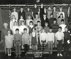 Stivers Elementary: 1969