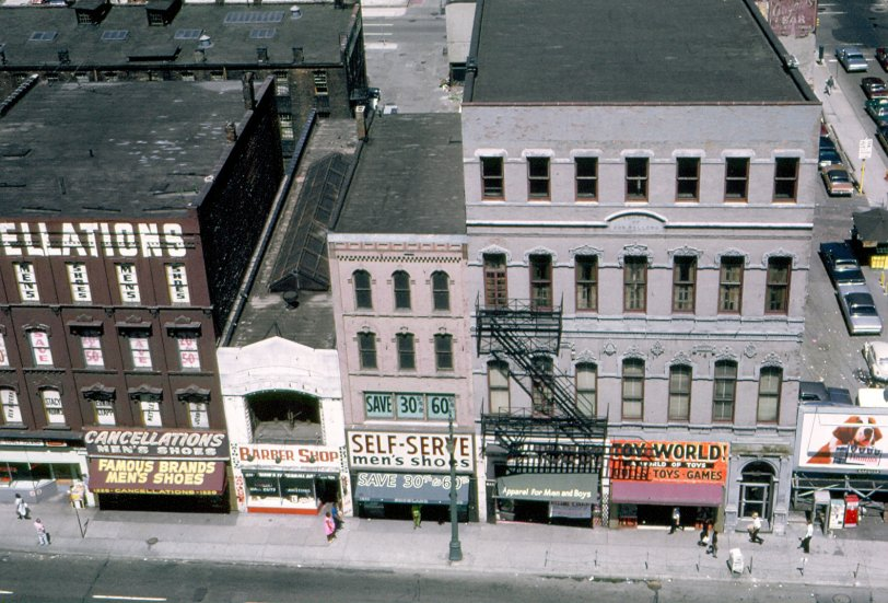 Detroit Odd Fellows: 1968
