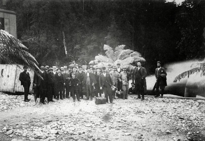 Port of Teepookana: 1898