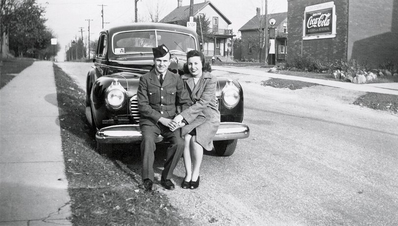 On Leave in Ontario: 1941