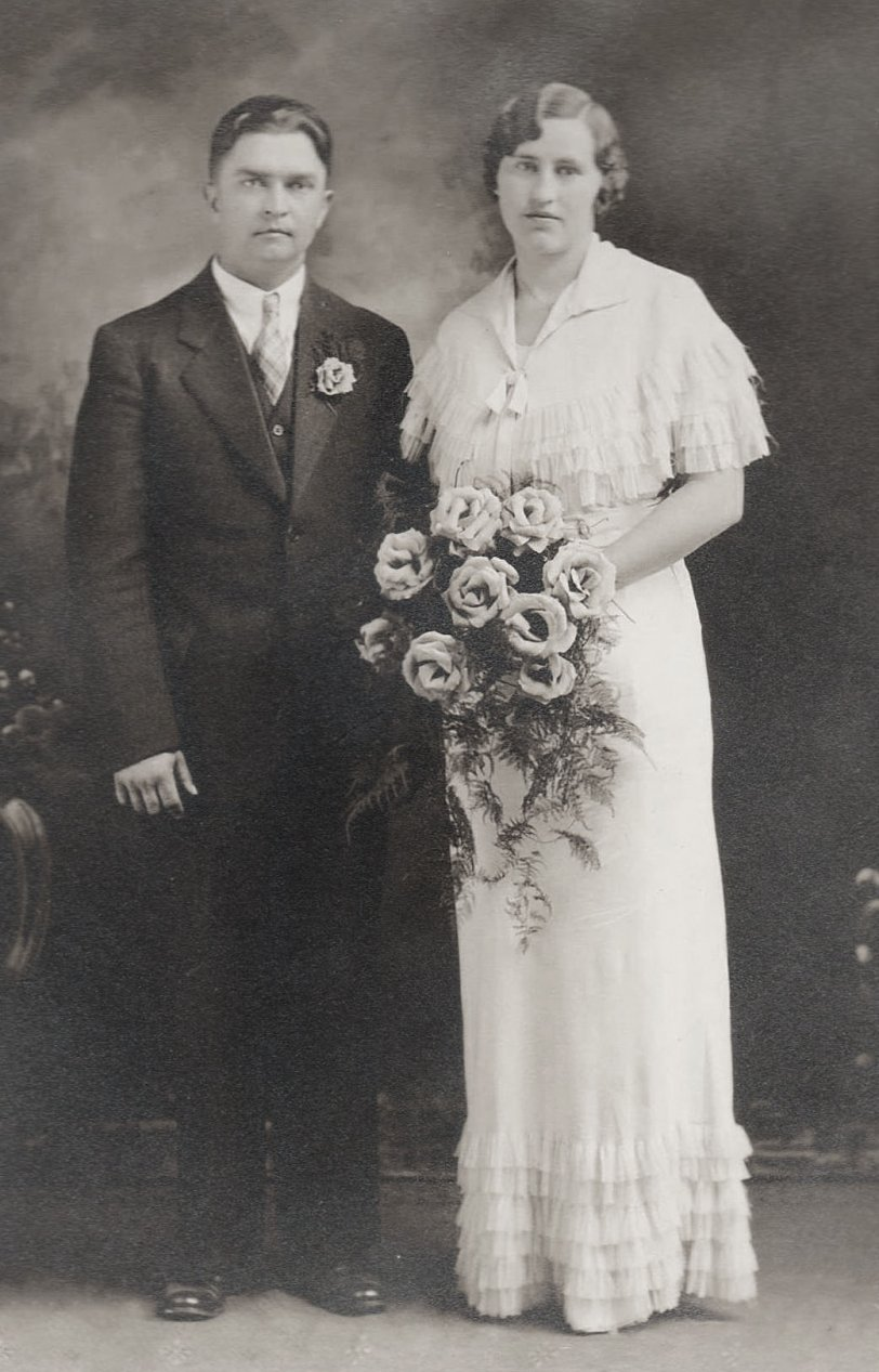 Otto and Anna Gegel