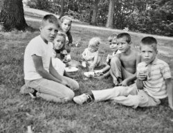 Hanging Out: 1965