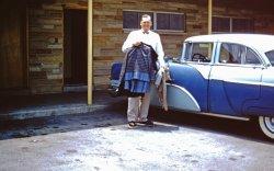 Grandpa's 1955 Packard
