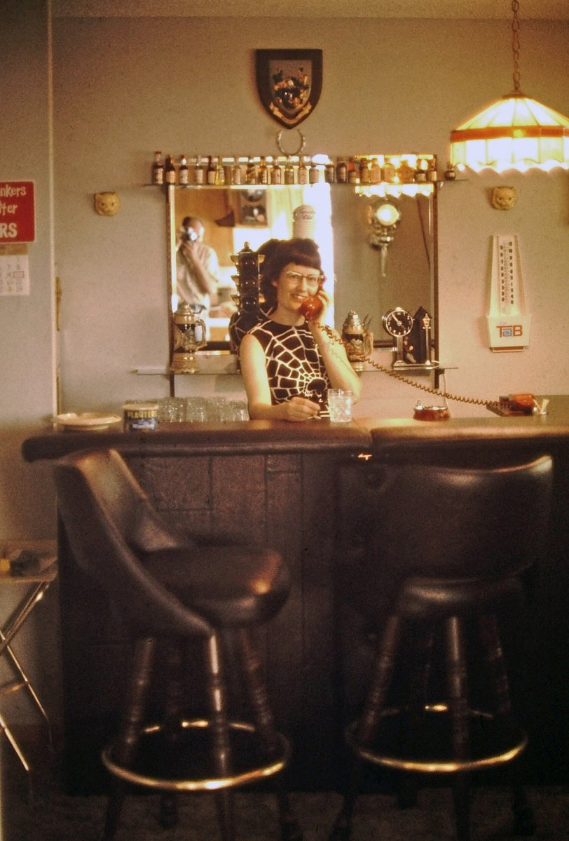The Bar Is Open: 1975