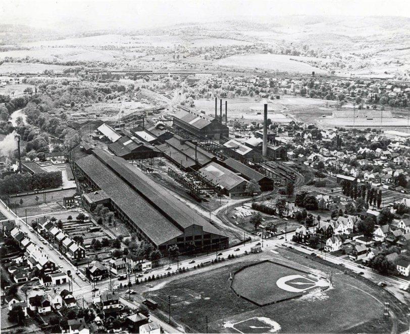 Latrobe, Pennsylvania (1940's)