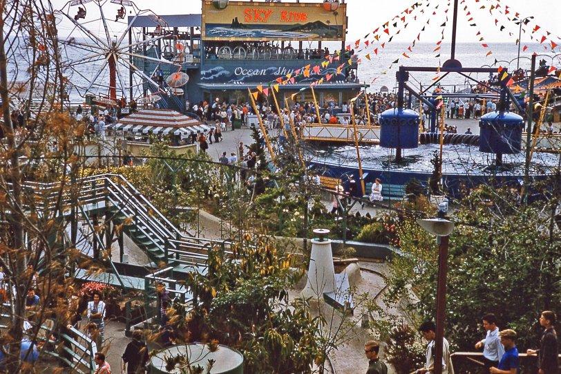 Pacific Ocean Park: 1960