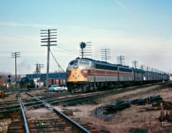 Pacific Express: 1964