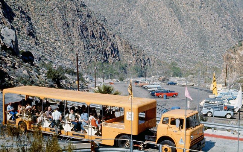 Tram Shuttle: 1969