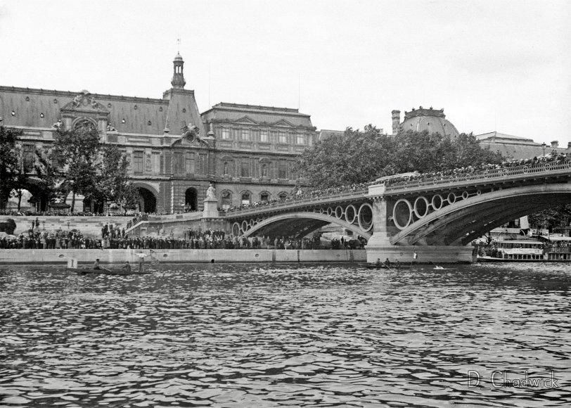 La Traversée de Paris: c.1920
