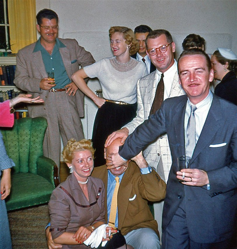 Party Time: 1954