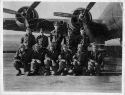 B-17 Bomber Crew